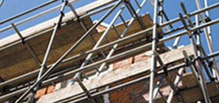 Industrial Scaffolding Solutions in Shipley, Halifax & Morley